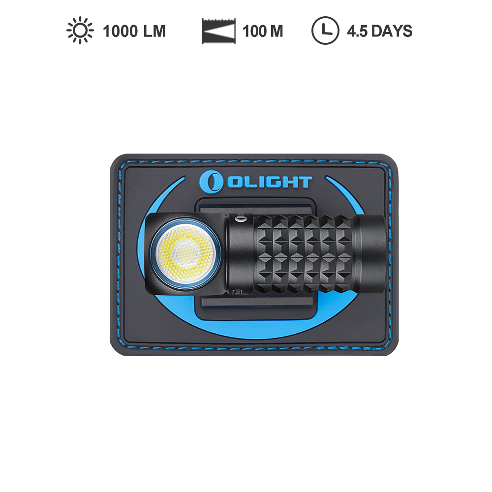 Olight Perun Mini Kit Most Powerful Portable Headlamp