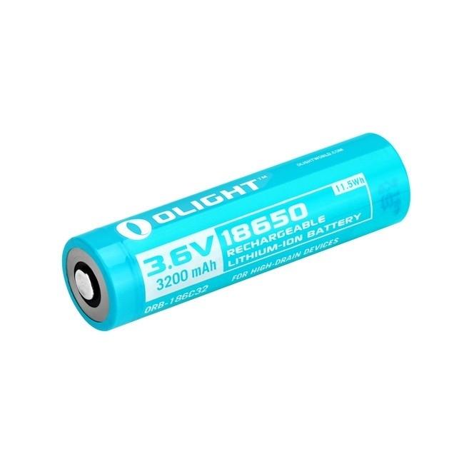 18650 customized 3200mAh Battery