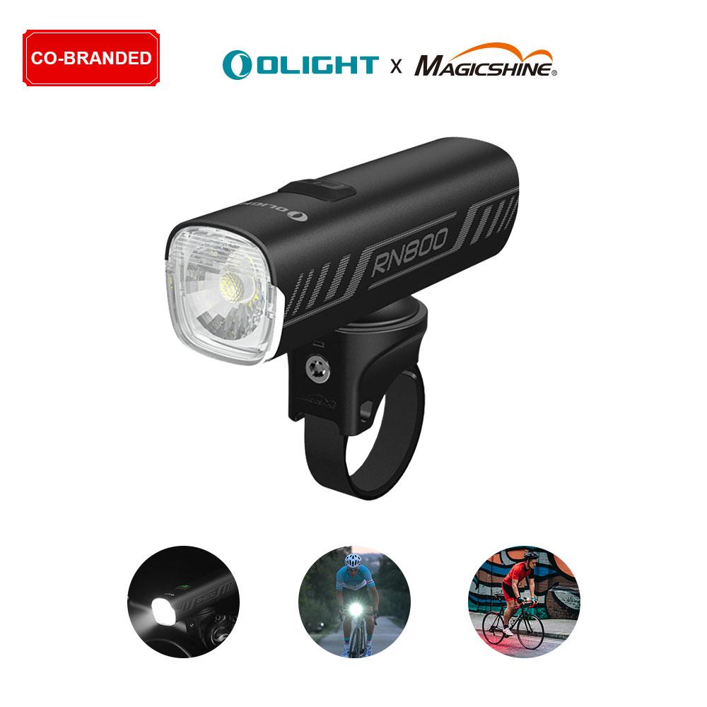 Co-branded IPX6 Waterproof RN800 USB-C Charging Anti-Glare Beam Headlight