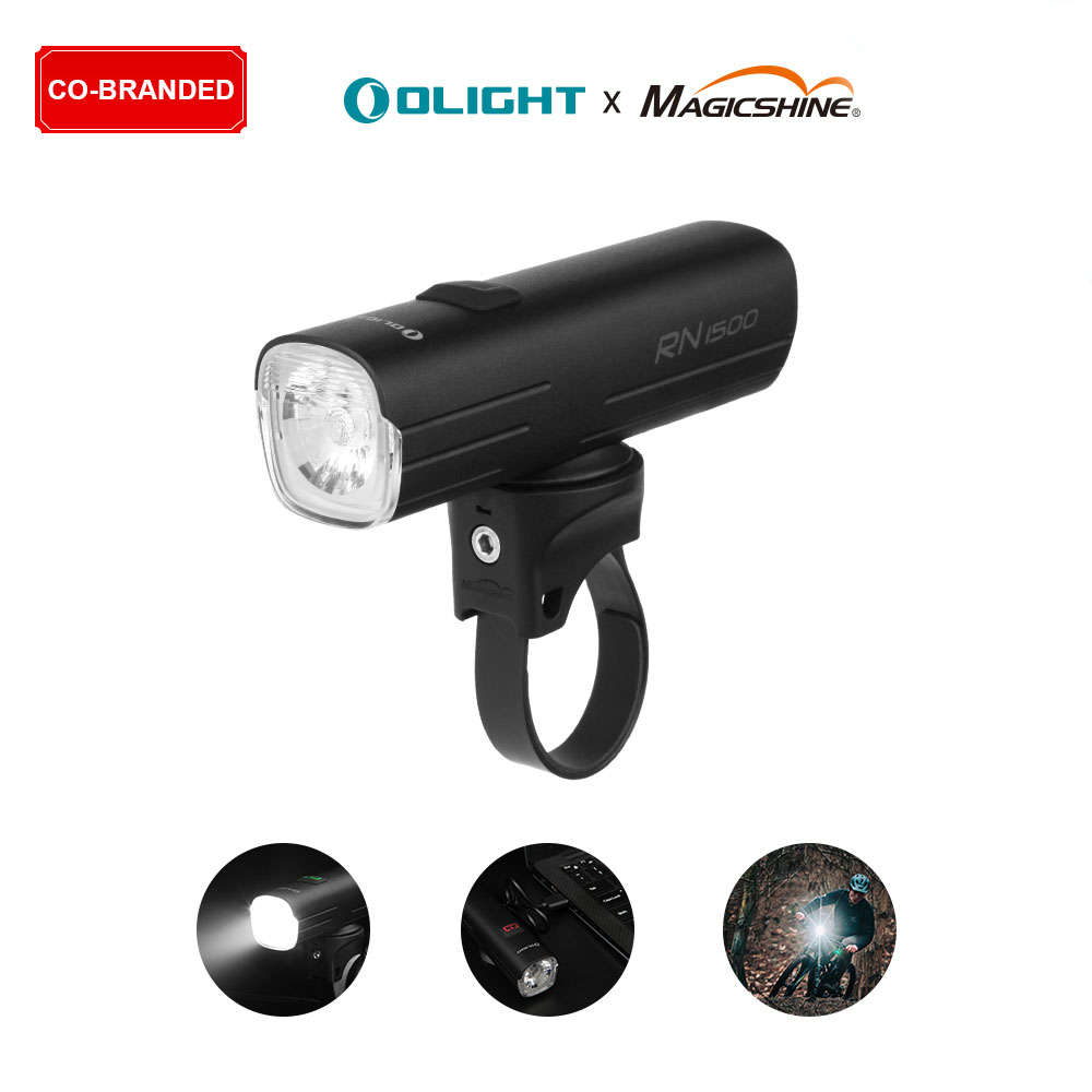 RN1500 Bike Headlight For MTB Riding and Road Cycling