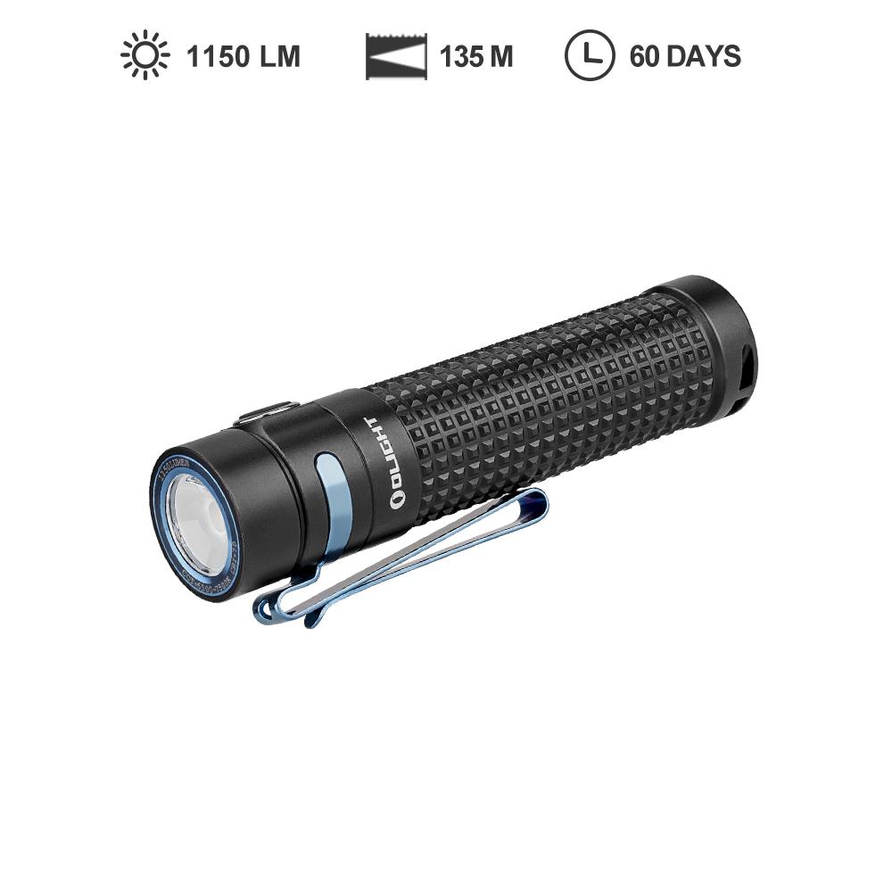 Olight S2R Baton II 1150 Lumens 5 Outputs EDC Light