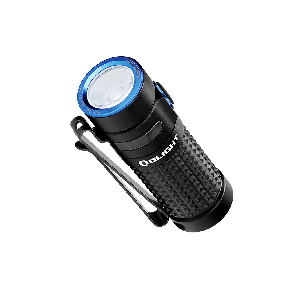 Olight S1R Baton II 1000 Lumens Side Switch USB EDC Belt Flashlight