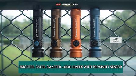 New Seeker series!   Seeker 3 Pro