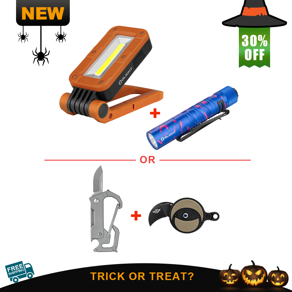 Olight Outdoors Bundle, Up to 30% Off