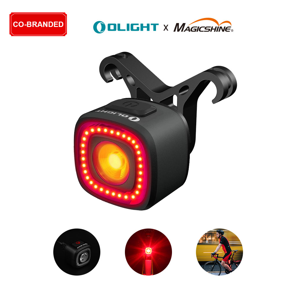 Olight Magicshine RN120 Powerful Bicycle Rear Light 120 Lumens