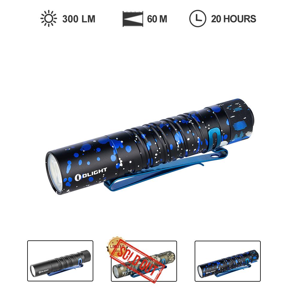 Olight i5T Flashlight Edc Mini Waterproof Tail Switch Torch