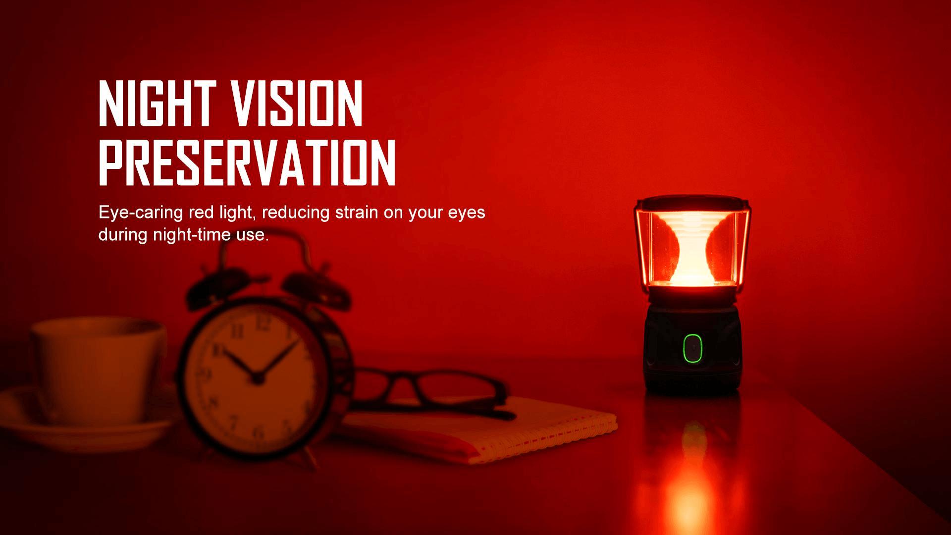 Olight lantern flahshlight